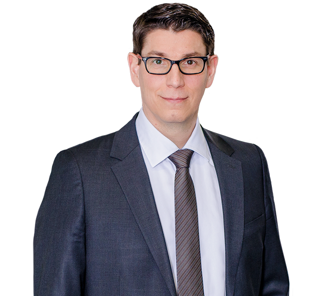 Lawyer Alexander Oebel, Director Debt Collection & Legal Affairs, TIMOCOM